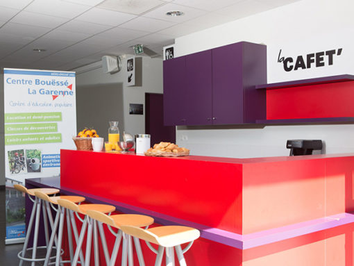 Centre Bouëssé-La Garenne à Mûrs-Érigne